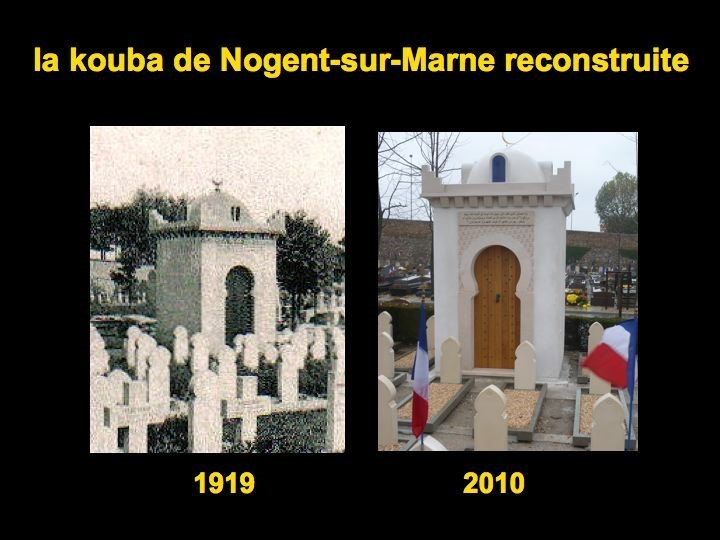 LA KOUBA DE NOGENT-SUR-MARNE